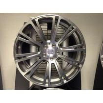 Rines Brabus 18 X 8.5 Monoblock R Mercedes Benz 5-112
