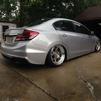 Rines Honda Civic Si Progresivos Avant M230 18x9x8 Accord