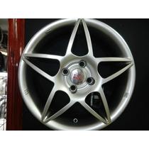 Rines 18 * 8 5-112 Cal 1000 Miglia Italy Hiper Silver