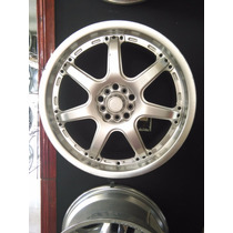 Rines 18x7.5 5-112 H-036 Et 43 Color Hyper Silver ¡nuevos!