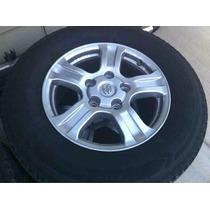 1 Rin/llanta 18 Toyota Tundra,sequoia $4000