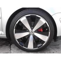 Rines Vw Original 18 Ronal 5/112 Barrenar 5/100 Vw Audi Seat