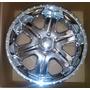 Rines 20 Cromados Nuevos 6-139 Chevrolet Nissan Oportunidad
