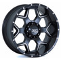 Rines 22x9 8-170 Ford M Er-035 Et-12 Color Black ¡nuevo!