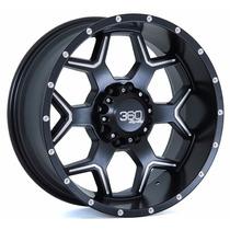 Rines 22x9 8-170 Ford M Er-035 Et-12 Color Black ¡nuevo!