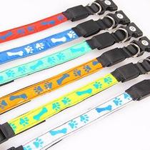 Collar Para Mascotas Patitas Con Luz Led