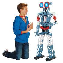 Robot Meccano Meccanoid G15 Ks Canta Baila Y Cuenta Chistes!