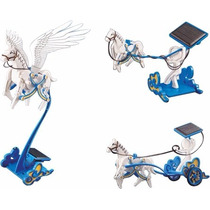 Kit Caballo Solar 3 En 1 Solar Stallion Solar Toy Juguete
