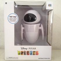 Eve De Wall-e Thinkway Interactivo Sonido Disney Pixar