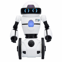 Mip Robot Sensor De Movimiento Y Sonido Luces Led Rgb Blanco