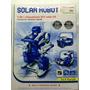 Robot Solar 3 En 1 Para Armar