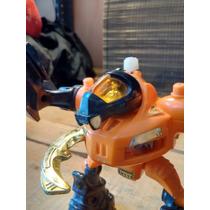 Robot Tommy De Los 80s De Cuerda