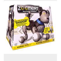 Zoomer Dog / Perro Robot Interactivo Shadow O Bentley