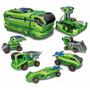 Robot Solar Armable 7 En 1 Educativo , Transporte