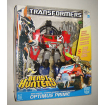 Transformers Beast Hunters Optimus Prime Beast Hunter