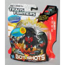 Transformers Bot Shots Leadfoot Serie 1 B015 Mn4