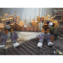 Unicrom Transformers Armada Incompleto