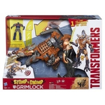 Grimlock Transformes 50 Cm Gigante Optimus Prime Con Sonido