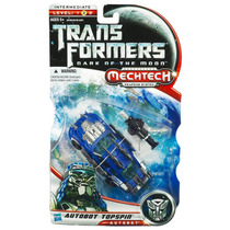 Tb Muñecos Transformers 3: Dark Of The Moon Topspin