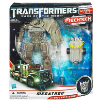 Tb Muñecos Transformers: Dark Of The Moon - Mechtech Voyager