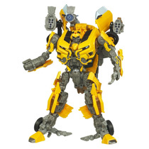 Tb Muñecos Transformers Dark Of The Moon Mechtech Bumblebee