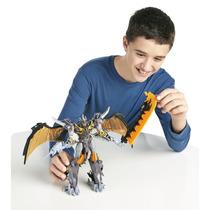 Tb Muñecos Transformers Prime Beast Hunters Predaking