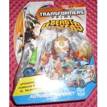Transformers Prime Beast Hunters Ratchet