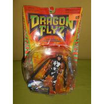 Figura Serie De Los 90s Dragon Flyz Marca Galoob 1996