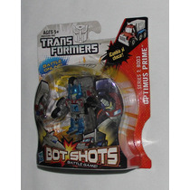Transformers Bot Shots Optimus Prime Serie 1 B003