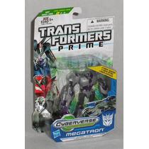Transformers Prime Megatron Cyberverse Commander Class