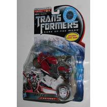 Transformers Dotm Arcee Con Comic Exclusivo Deluxe Class