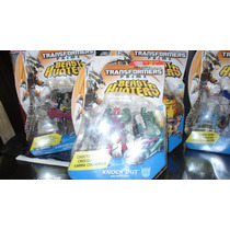 Transformers Prime Knock Out Autobot De Luxe Beast Hunters