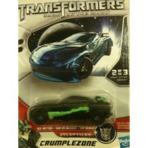 Transformers Crumplezone Nuevo