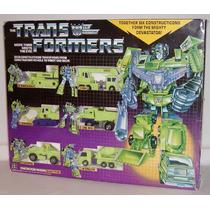 Transformer Devastador Reedicion Nuevo