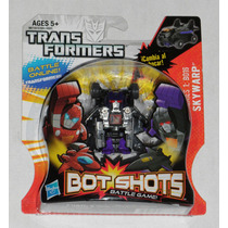 Transformers Bot Shots Skywarp Serie 1 B016 Mn4