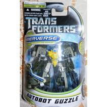 Transformers Autobot Guzzle