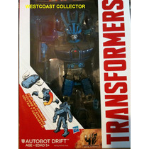 Autobot Drift Transformers Aoge Of Extinction Nuevo