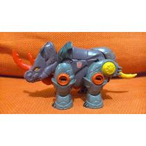 Transformers Cybertron Figura Backstop Scout Class Sin Llave