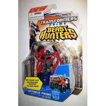Transformers Beast Hunters Optimus Prime Commander Class