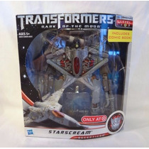 Transformers Starscream Voyager Class Dark Of The Moon