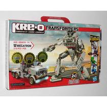 Kre-o Transformers Megatron Set De Construcción