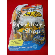 Transformers Prime: Bumblebee Beast Hunters Autobot Amarillo