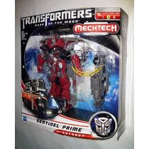 Transformers Dotm Sentinel Prime Voyager Class