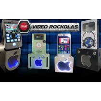Rockola Karaoke Iphone Y Otros Modelos