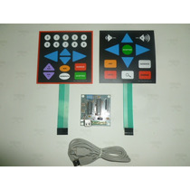Membrana Para Rockola Flechas Y Numeros Con Flechas A $ 300
