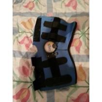 Férula Articulada Mecánica Gradual Para Pierna Talla M - L