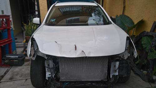 Rogue Advance Con Motor Pegado. Factura De Aseguradora