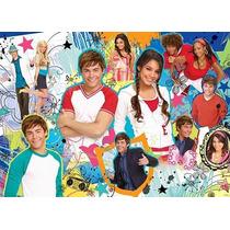 Rompecabezas Ravensburger 1000 Piezas High School Musical 2