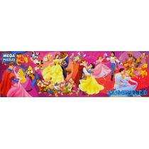Rompecabezas El Beso Disney Princesas 750 Piezas Mega Hm4