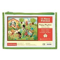 Mudpuppy Cachorro Playtime Bolsa Puzzle